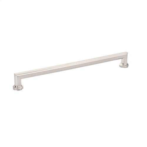 "Empire, Appliance Pull, 15"" cc, Brushed Nickel Finish"
