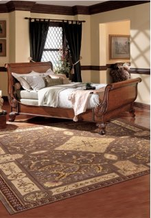 Versailles Palace Vp05 Msh Rectangle Rug 27'' X 18''