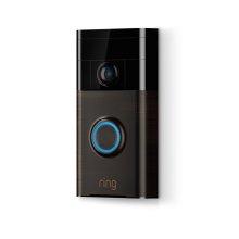 Venetian Bronze Video Doorbell