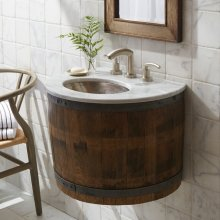 Bordeaux Bathroom Vanity Suite