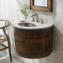 Bordeaux Bathroom Vanity Suite