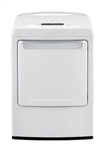 7.3 cu. ft. Ultra Large Capacity Top Load Dryer with Sleek Contemporary Design (Gas)