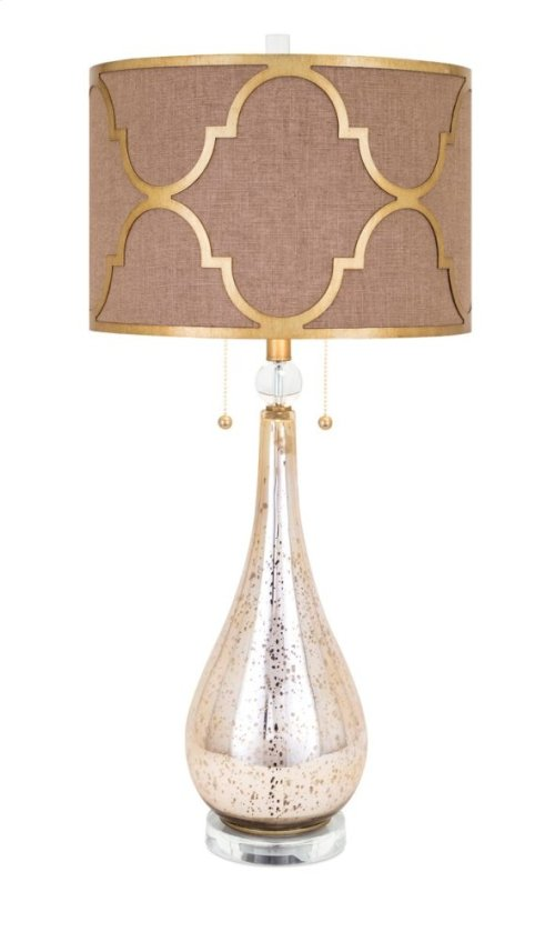 BF Westly Glass Table Lamp