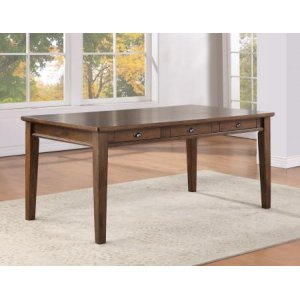 Steve Silver Co.Ora 6-Drawer Dining Table