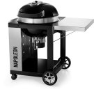 PRO CART Charcoal Kettle Grill , Black , Charcoal Product Image