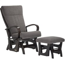 With its contemporary good look, this glider is the perfect accent piece for urban living.