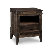 Chattanooga 1 Drawer Night Stand w/Power Management