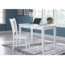 San Remo Desk Chair in Beach White Product Image