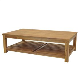 Tiburon Coffee Table KD, Amber