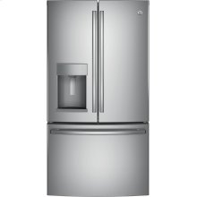 GE® ENERGY STAR® 27.8 Cu. Ft. French-Door Refrigerator-Looks great-Compare at over $2,500.00