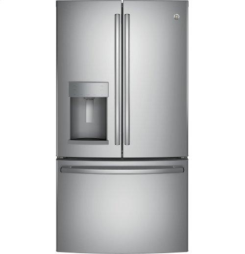 GE® ENERGY STAR® 27.8 Cu. Ft. French-Door Refrigerator