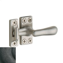 Distressed Oil-Rubbed Bronze Casement Fastener