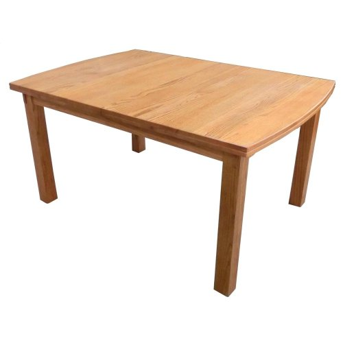 "Portland Leg Table w/2-18"" Leaves"