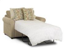 Living Room Brighton Dreamquest Plush Chair Sleeper 24900 DPCS