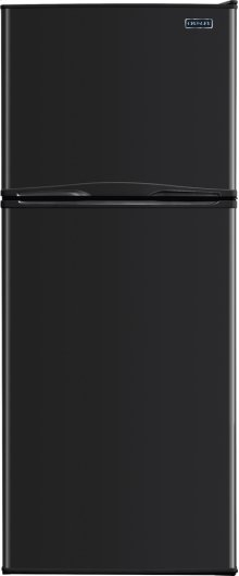 Crosley Top Mount Refrigerator - Black