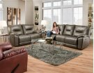 Double Reclining Rocking Loveseat Product Image