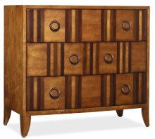 Three Drawer Chest-Floor Sample-**DISCONTINUED**