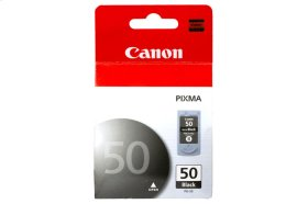 Canon PG-50 High Capacity Black Ink Cartridge PG-50 High Capacity Black Ink Cartridge