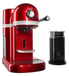 Nespresso® by KitchenAid® with Milk Frother - Candy Apple Red Product Image