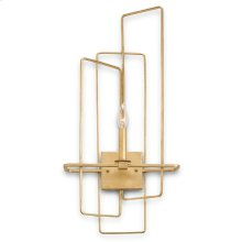 Metro Wall Sconce, Right