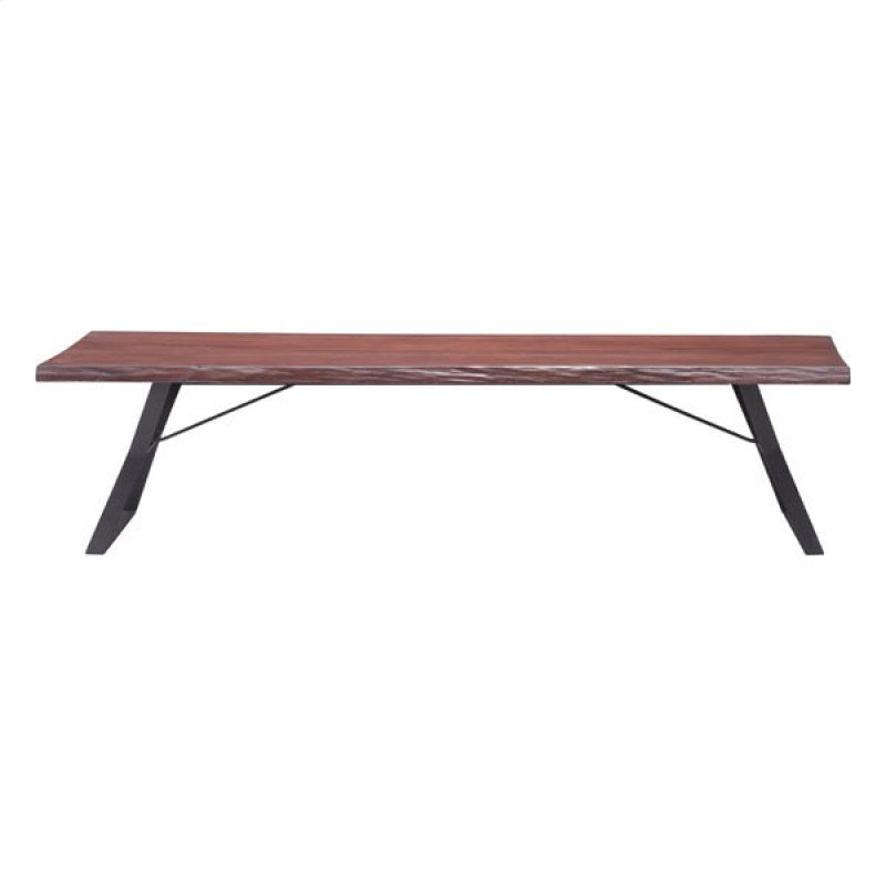 Omaha Coffee Table Distressed Cherry Oak
