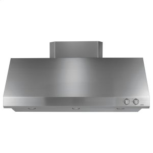 "Cafe Appliances48"" Stainless Steel Professional Hood"
