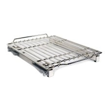 "18"" Dual Fuel Full-Extension Ball-Bearing Oven Rack"