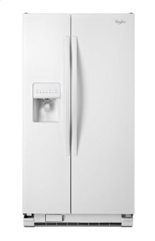 (LOANER FLOOR MODEL 1 ONLY) 36-inch Wide Large Side-by-Side Refrigerator with Greater Capacity and Temperature Control - 25 cu. ft.