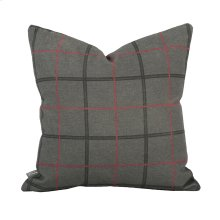 "16"" x 16"" Pillow Oxford Charcoal"