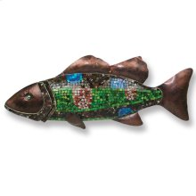 Snapper Mosaic Wall Art