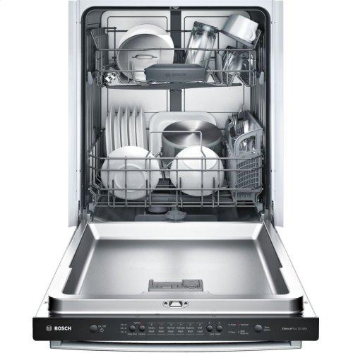 Ascenta® built-under dishwasher 24'' Stainless steel SHX3AR75UC