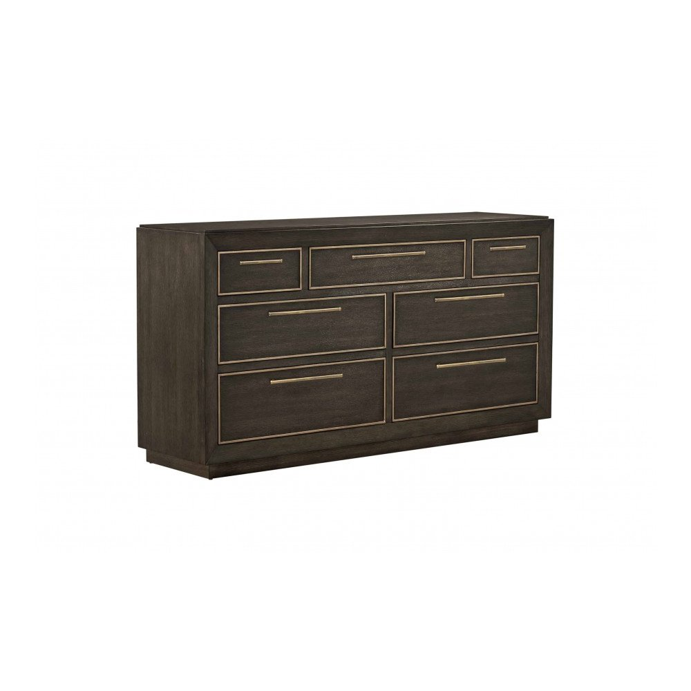 WoodWright Lloyd Brown Wright Dresser