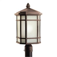 Cameron Collection Outdoor Post Mt 1Lt