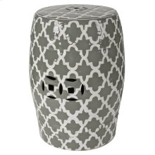 Finley Stool - Gray