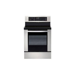 LG Appliances6.3 cu. ft. Electric Single Oven Range with EasyClean®