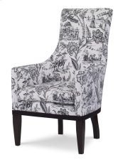 Charlottesville Skirtless Wing Chair