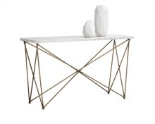 Skyy Console Table - White