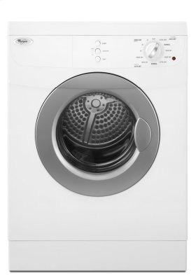 7.4 cu.ft Compact Front Load Electric Dryer, 11 Cycles