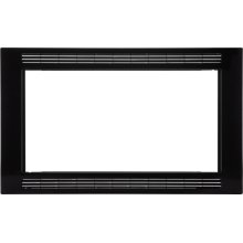 Frigidaire Black 30'' Microwave Trim Kit