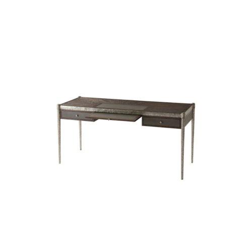 Thought Writing Table, Dark Echo Oak