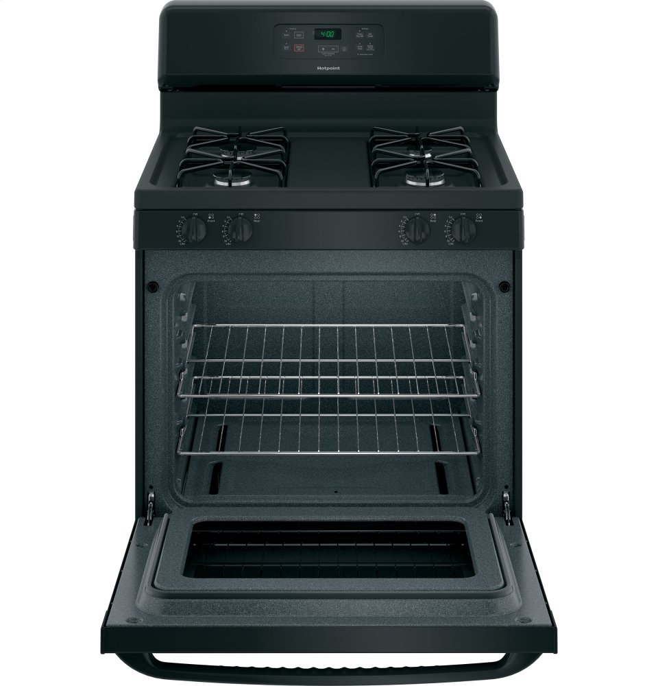 "30"" Free-Standing Standard Clean Gas Range Photo #4"