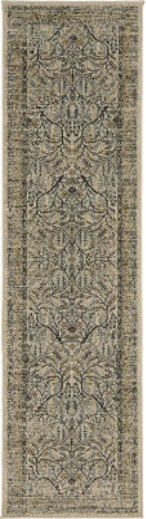 Sans Pareil Ivory Runner 2ft 1in X 7ft 10in