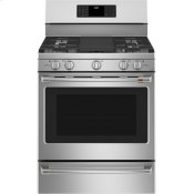"""30"""" Smart Free-Standing Gas Range with Convection"""