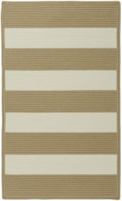 Cabana Stripes Camel
