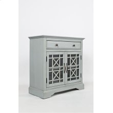 Craftsman Earl Grey Accent Chest