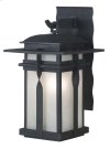 Carrington - 1 Light Small Wall Lantern