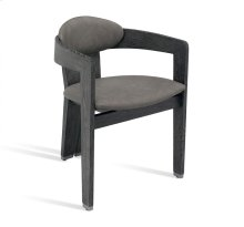 Maryl Dining Chair - Charcoal