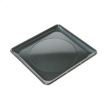 """Broiler pan fits broiler rack WB48K2 - 16"""" X 16 3/4"""""""