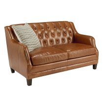 Caramel Gentry Loveseat
