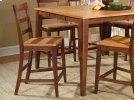 Ladder Back Counter Stool Product Image